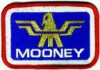 MOONEY LOGO PATCH