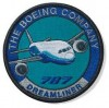BOEING 787 DREAMLINER ROUND PATCH