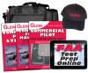GLEIM COMMERCIAL PILOT KIT WITH ONLINE TEST