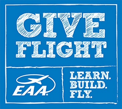 EAA GIVE FLIGHT