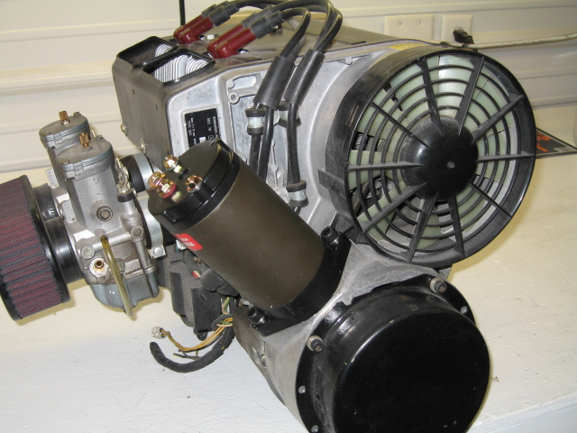 JUST LIKE GPL ROTAX ELECTRIC STARTER
