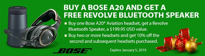 Bose Holiday Promo