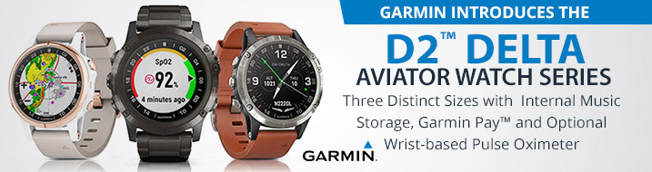 Garmin D2 Delta Watch Series